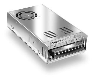 Fuente Switching 12v 29a Transformador Metalica Amp Led