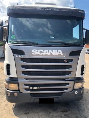 Scania 420 6x2 2011 C/ Ar