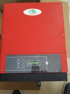 Inversor Solar De Inyección A La Red