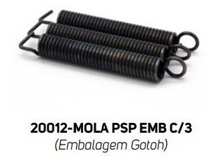 Kit C/ 3 Molas Gotoh Psp Made In Japan