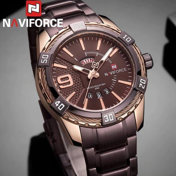 Relógio Masculino Original + Estojo