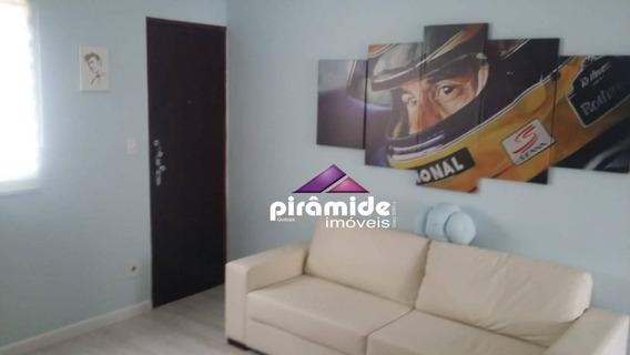 Apartamento Com 2 Dormitórios À Venda, 48 M² Por R$ 185.000,00 - Jardim Satélite - São José Dos Campos/sp - Ap12198
