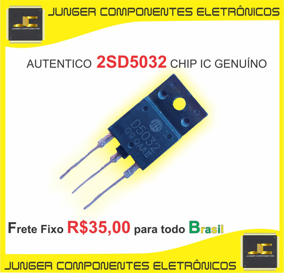 Transistor 2sd5032 3dd5032 D5032 100% Original De Fabrica