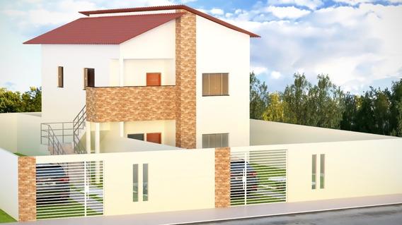 Casa Com 3 Quartos Para Comprar No São Pedro Em Esmeraldas/mg - 3517