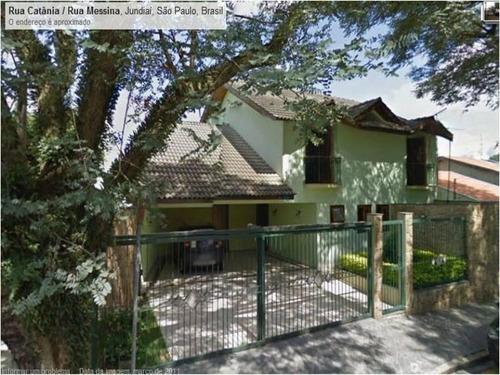 Casa Residencial À Venda, Jardim Messina, Jundiaí. - Ca0575 - 34728452