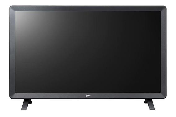 Smart Tv 23,6 , Lg 24tl520s Hd