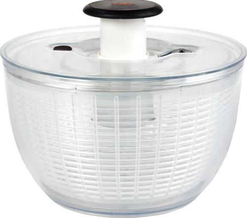 Lava E Seca Saladas Transparente 5 Litros Soft Works Oxo