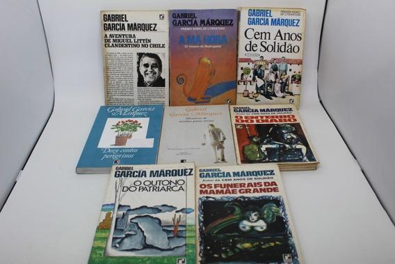 8 Livros Cem Anos De Solidão Hora Doze Contos Peregrinos