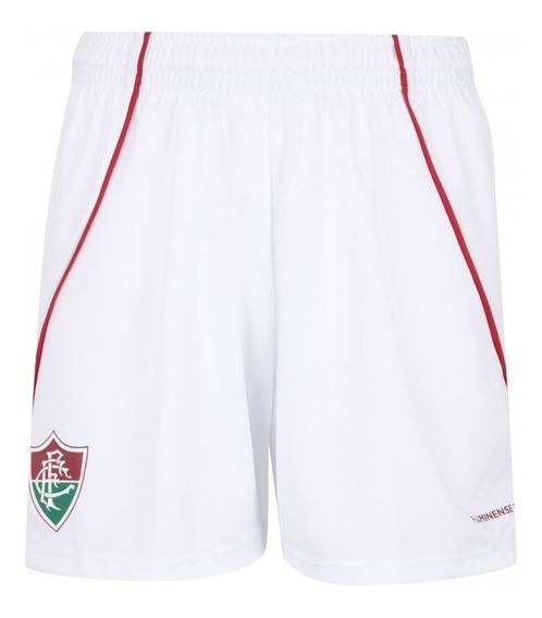 Shorts Bermuda Infantil Do Fluminense Caps