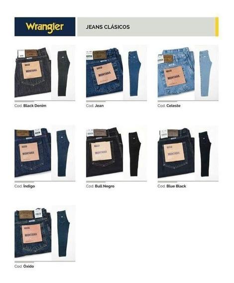 Jeans Wrangler Talle Especial