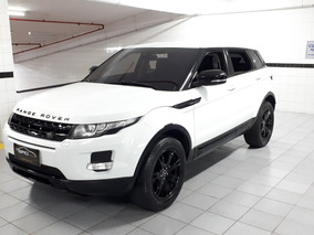 Land Rover Evoque Pure Tech 2.0 5p 2013/2013 Branca