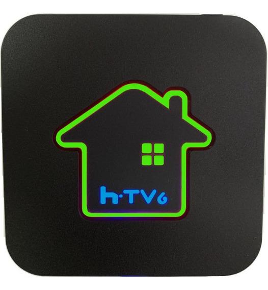 Tv Box 6) 4k (16 Gb) Envio Imediato Brasil Todo# Original