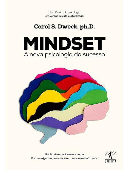 Livro Mindset A Nova Psicologia Do Sucesso