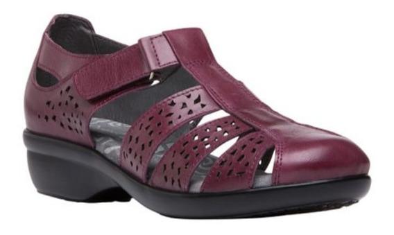 Zapatos Dama Extra 29w / 12w Piel Propêt April Dif Colores