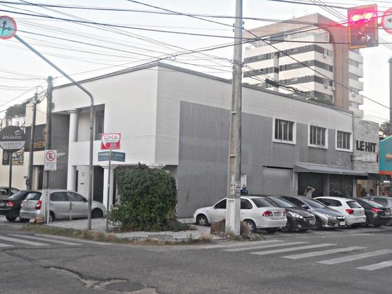 Loja Na Aldeota - 2 Salas E Banheiro - Rua Leonardo Mota