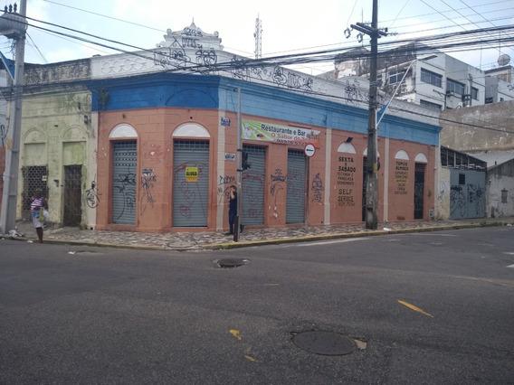 Pc2123-ponto Comercial Centro, Ideial Para Restaurante E Bar