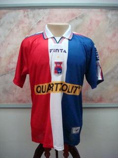 Camisa Futebol Parana Curitiba Finta Jogo Antiga 1997