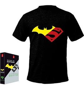 Box 2 Livros- Wayne De Gotham & Os Últimos Dias De Krypton