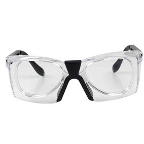 2 Óculos De Proteção Com Suporte P/ Lente De Grau C A Ativo