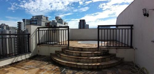 Cobertura Com 3 Dormitórios À Venda, 163 M² Por R$ 980.000,00 - Santa Teresinha - São Paulo/sp - Co0277