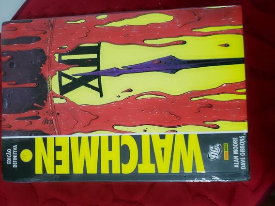 Livro Watchmen Edicaoedicao Definitiva(lacrado)