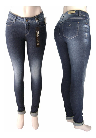 Calça Jeans Skinny Darlook
