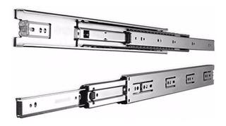 Corredera Telescópica Zinc 400mm