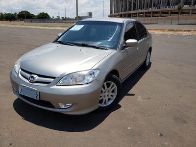 Honda Civic 1.7 Lxl 4p