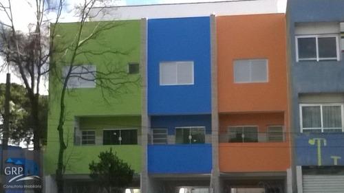 Imagem 1 de 9 de Sobrado Para Venda Em Santo André, Vila Pires, 3 Dormitórios, 1 Suíte, 2 Banheiros, 3 Vagas - 6795_1-965549