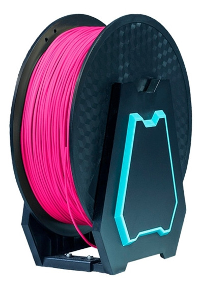 Filamento 3d Rise Pla 1,75mm Rosa 1kg