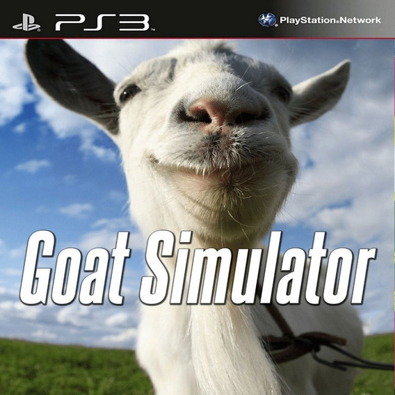 Goat Simulator Ps3 Original Envio Imediato Psn!