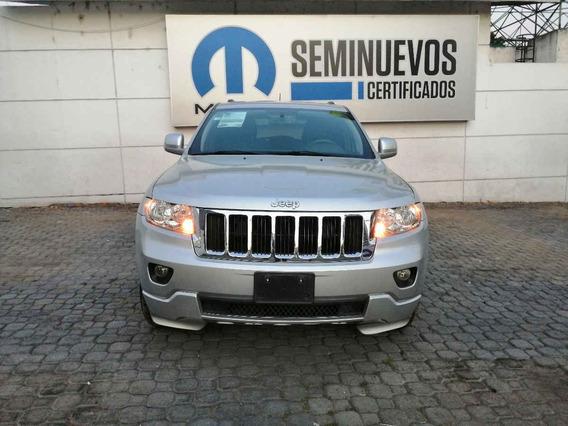 Jeep Grand Cherokee 2012 5p Laredo 4x2 V6 Aut Lujo
