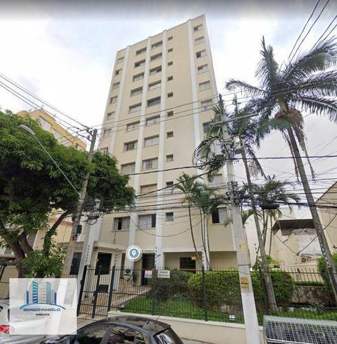 Imagem 1 de 1 de Apartamento Para Alugar, 45 M² Por R$ 1.995/mês - Campo Belo - São Paulo/sp - Ap3910