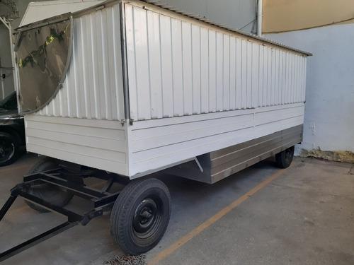 Vendo Chango De Feria O Food Truck En Excelente Estado
