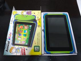 Tablet Infantil Kids Amvox Tela 7 8gb Quad Core Android Wifi