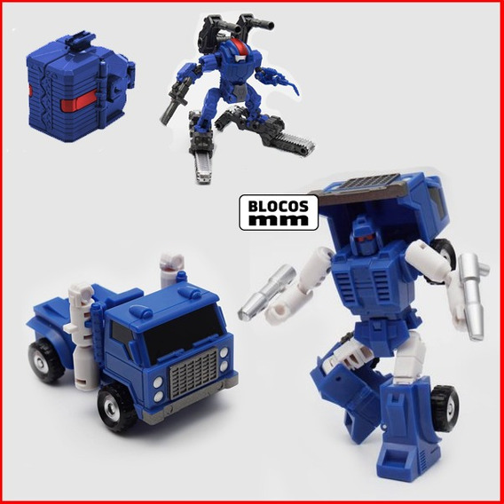 Transformers Pipes Autobot Mft Ms-03 Generations G1 Huffer