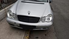 Mercedes Benz Clase C 1.8 230 K Classic At 2003