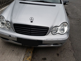 Mercedes Benz Clase C 1.8 230 K Classic At 2003