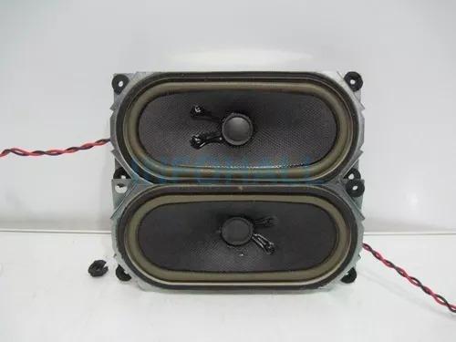 Auto Falantes Tv Gradiente Lcd-3230 Par