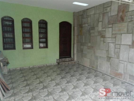 Sobrado Para Venda Em São Paulo, Vila Carrao, 4 Dormitórios, 1 Suíte, 2 Banheiros, 2 Vagas - 2566_1-1279250