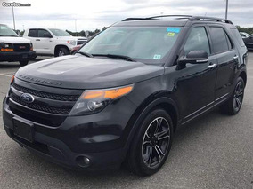 Ford Explorer Sport Turbo 13 Clean