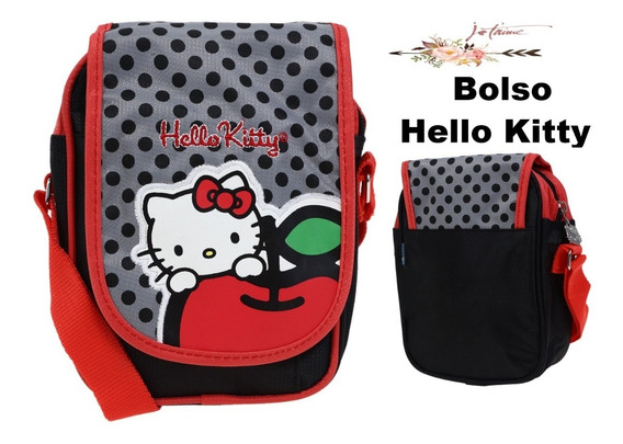 Bolso Hello Kitty Original + Reloj