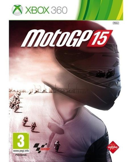 Motogp 15 Xbox 360 Mídia Digital