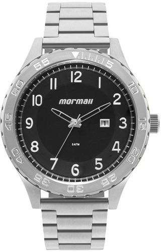 Relógio Mormaii Masculino Mo2115ba/1p Original Garantia