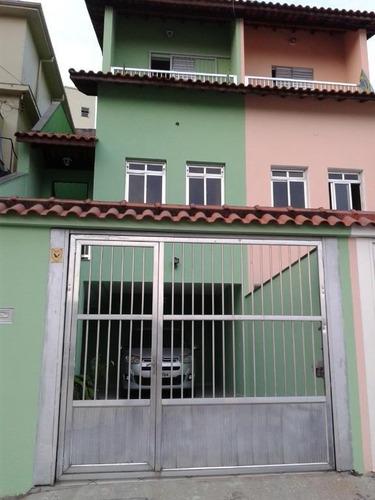 Sobrado À Venda, 147 M² Por R$ 570.000,00 - Vila Maria Alta - São Paulo/sp - So1039