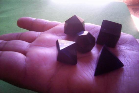 Jogo De Formas Solidos Platonicos Geometricas Obsdiana