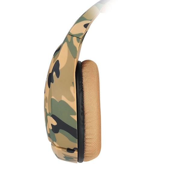Headsets De Jogo Onikuma K1 De 3,5 Mm Com Auscultadores De