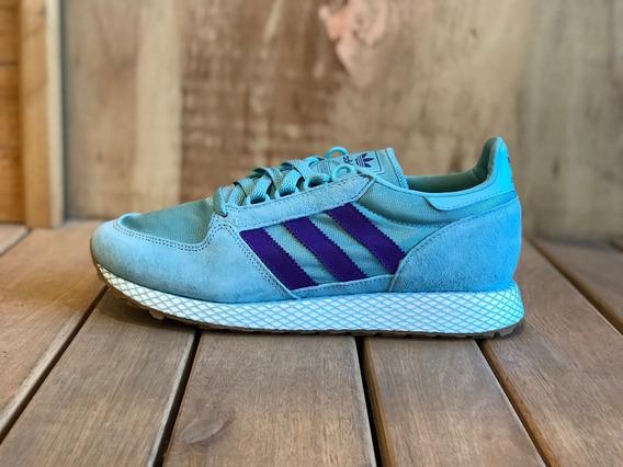Zapatillas adidas Forest Grove W - Aqua - Vulkano