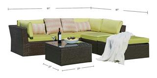 Sofa Para Exterior E9.17