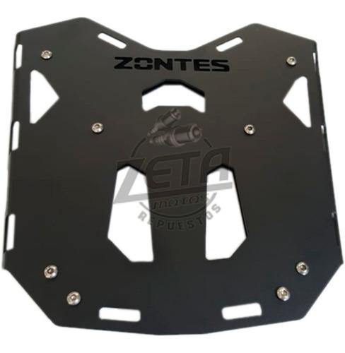 Soporte Para Baul Trasero Zontes X310 Zeta Motos